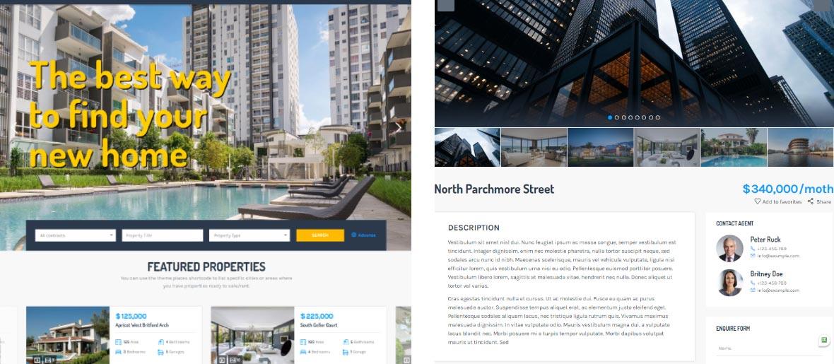 Real Estate Manager Application Design