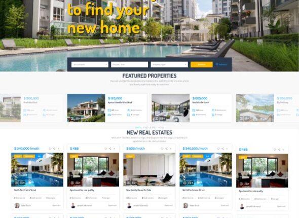 Real Estate Listing Manager
